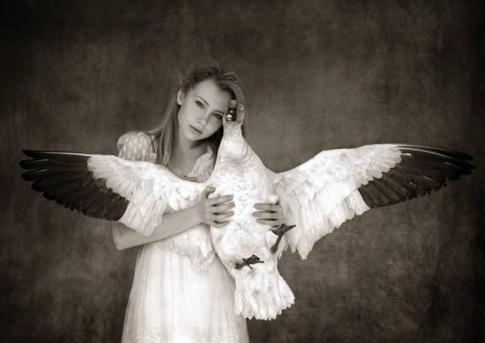 Свобода (Liberty). Тихие и проникновенные фотографии Эрики Мастерсон (Erika Masterson).