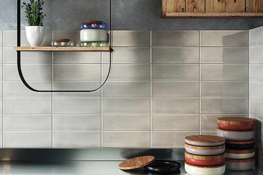 How to install ceramic tile backsplash