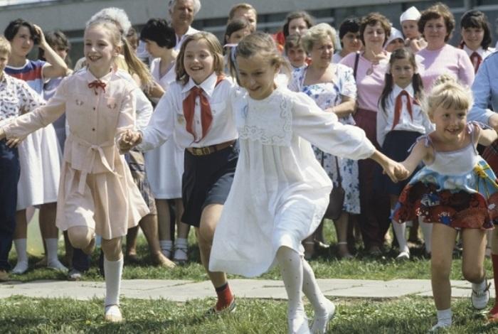 Самая известная школьница планеты 1980-х гг. | Фото: rg.ru