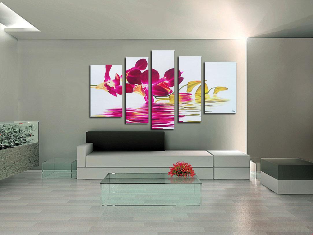 Триптих картины фото в интерьере