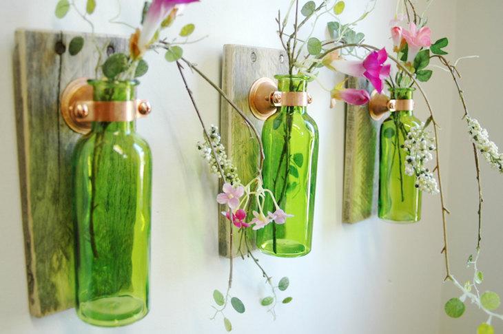 Веселые и полезные идеи поделок из бутылок (26 фото)