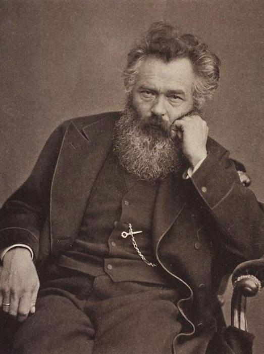Иван Иванович Шишкин (1832—1898 гг). | Фото: cs3.livemaster.ru.