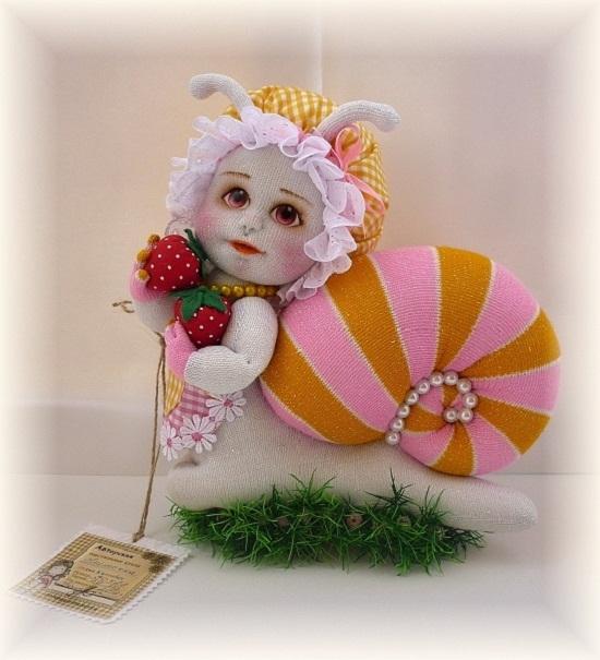 Лидия каламбет мастер класс выкройка куклы