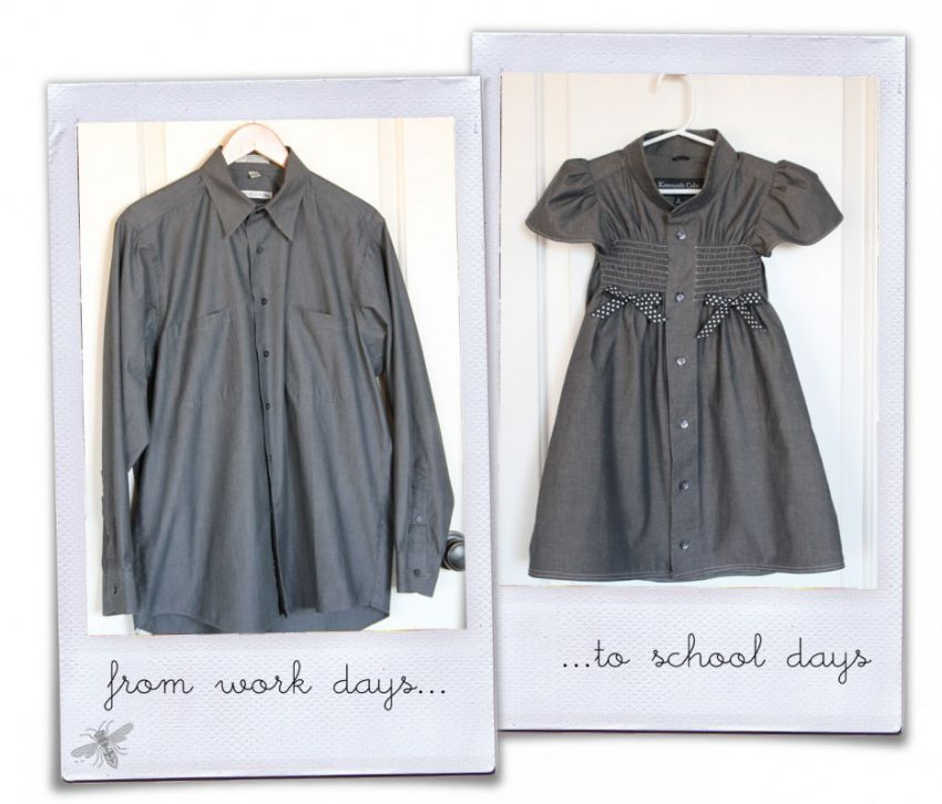 Платье рубашка своими руками фото