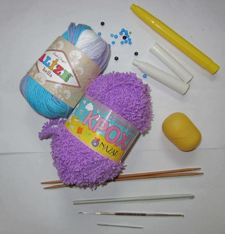 Вязание для начинающих - как связать игрушки крючком (фото и) 68