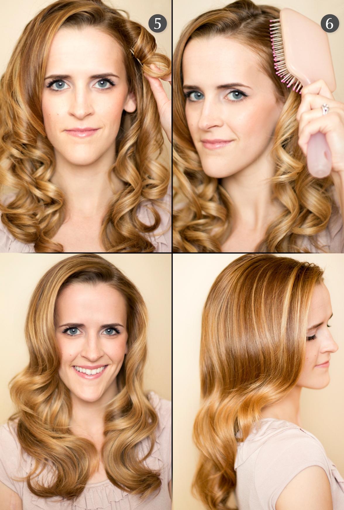 Причёски на средние волосы без чёлки в домашних условиях