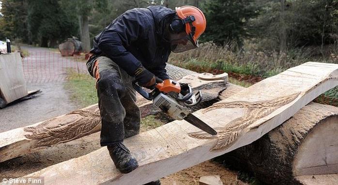 Как сделать деревянную фигуру