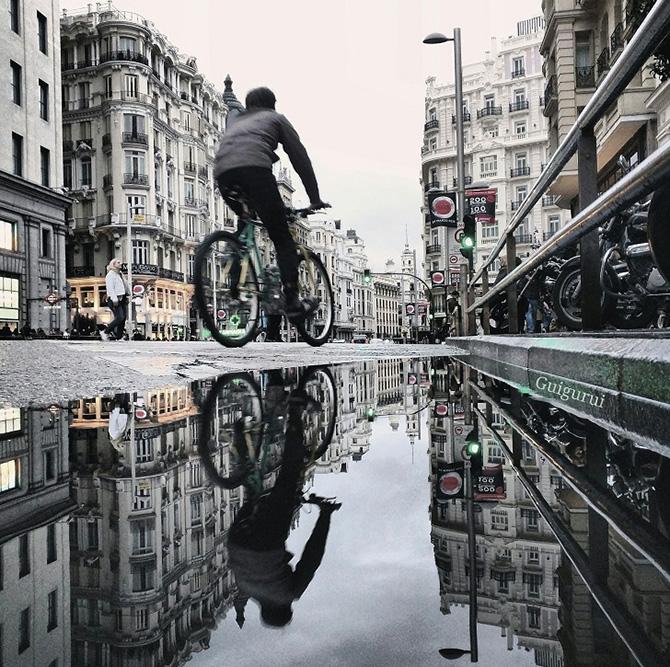 Мир удивительных отражений на снимках Гидо Гутьерреса Руиса