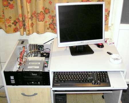 Бытовой компьютер своими руками
