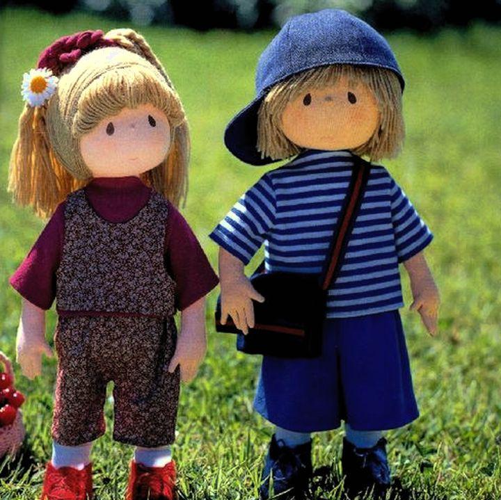 Ляльки своими руками фото 86