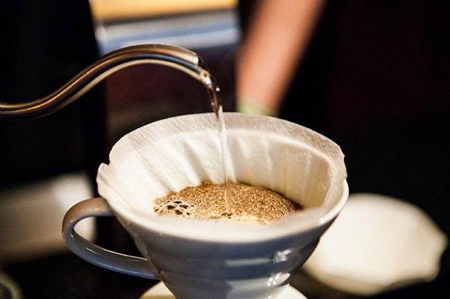 Фильтр для заваривания кофе изобретения, история
