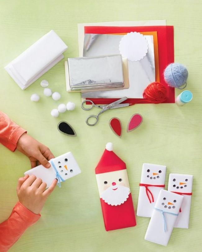 Раскраски для малышей с новым годом