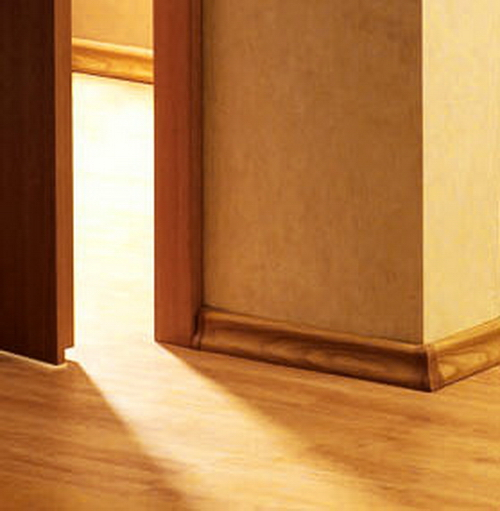 Плинтуса и двери установка своими руками