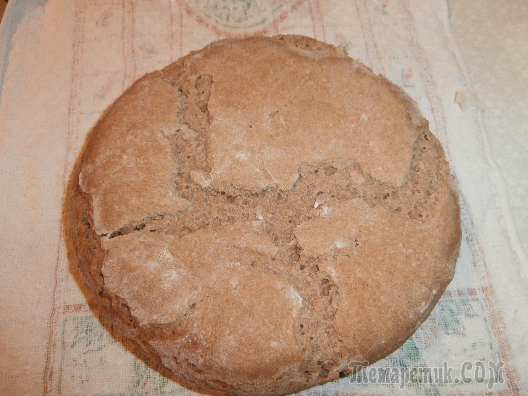 Мастер-класс: хлеб своими руками, рецепт приготовления 79