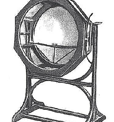 Фонарь-прожектор, созданный в 1779 году, так и остался технической диковинкой. В быту — в качестве фонарей на экипажах — применялись лишь его уменьшенные версии.