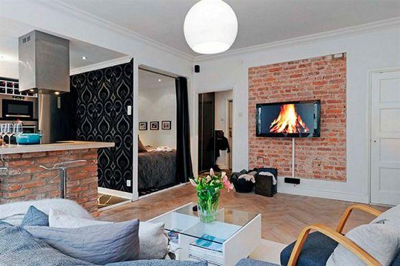 Дизайн квартир, портфолио проектов, дизайн-проект под ключ
