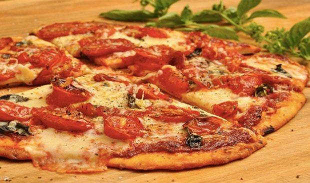 Аляскинская пицца