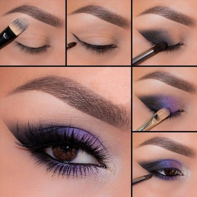 12 простых вариантов сногсшибательного макияжа