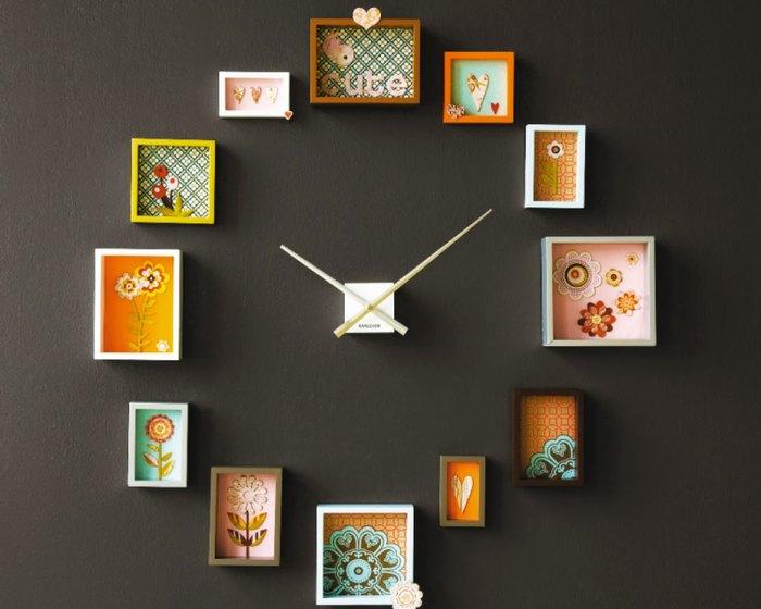 Оригинальные настенные часы: 38 фото необычных и