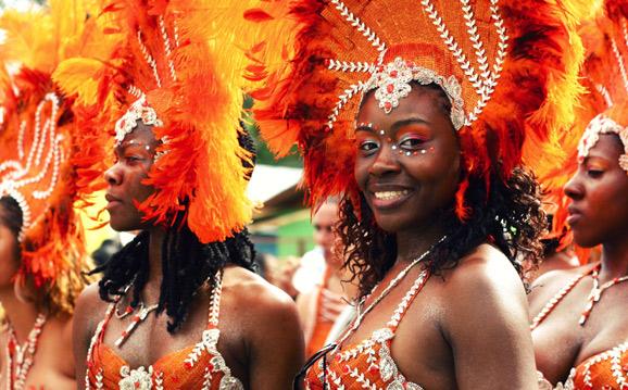 Карнавал Спайс Мас (Spice Mas Carnival)