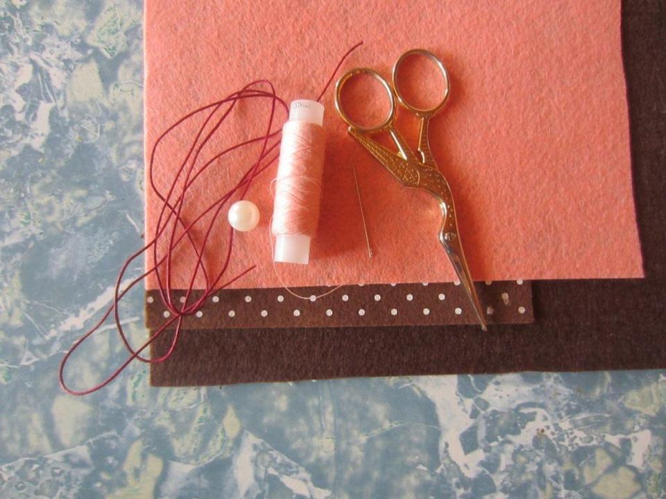 Как сделать узел после шитья