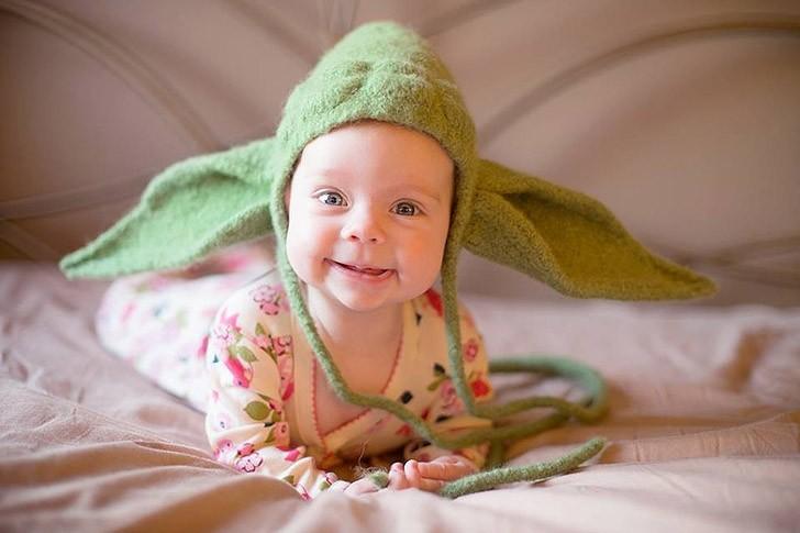 Смешные шапки для детей