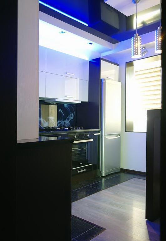 Подсветка на кухню
