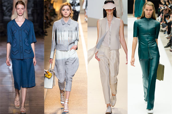 Модные повседневные костюмы в стиле casual и urban