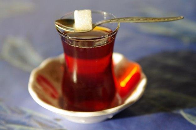 Турция в мире, чай