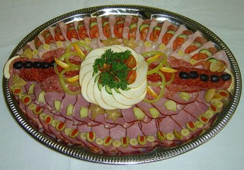украшение блюд - 007