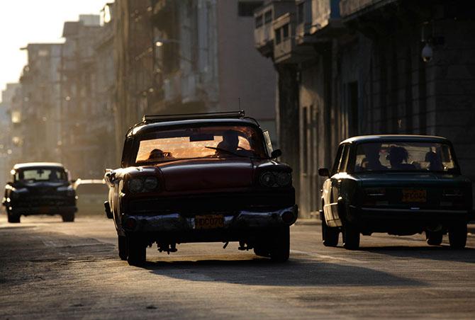 Куба — страна ретро-автомобилей