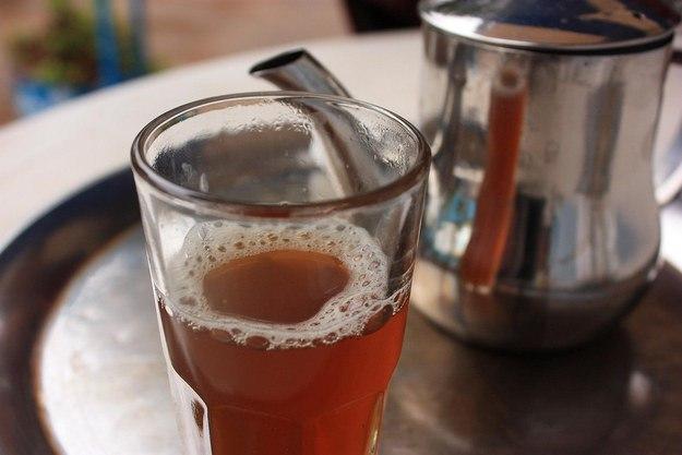 Мавритания в мире, чай