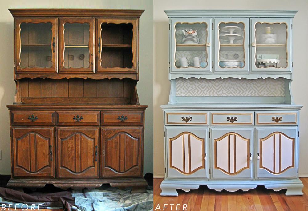 Старая мебель реставрация
