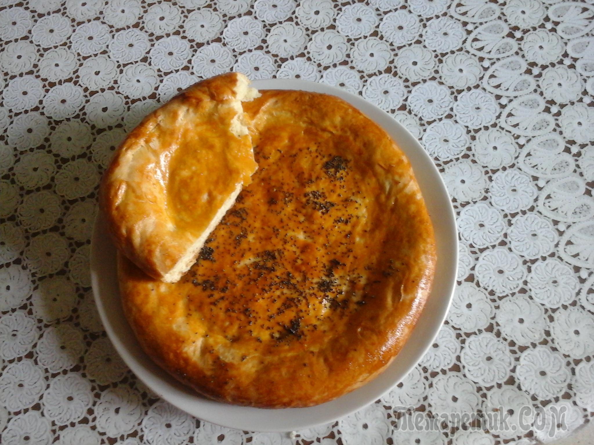 Узбекские лепешки в домашних условиях: рецепты приготовления 92