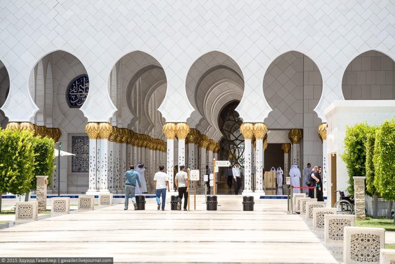 Мечети в мире