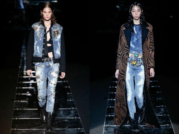 Декор модных джинсов осень-зима 2015-2016