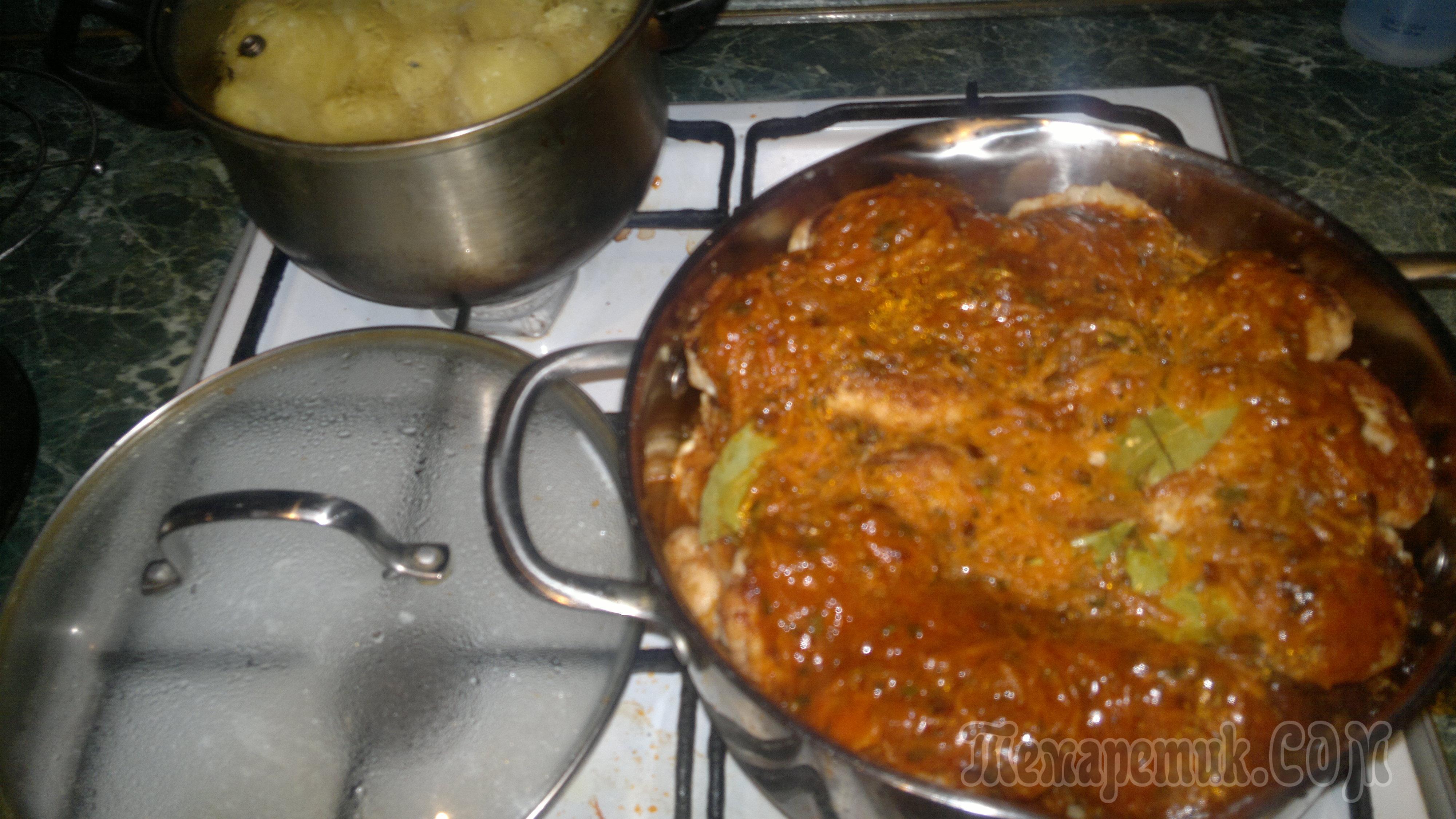 Рецепт котлеты из щуки с манкой рецепт с пошагово