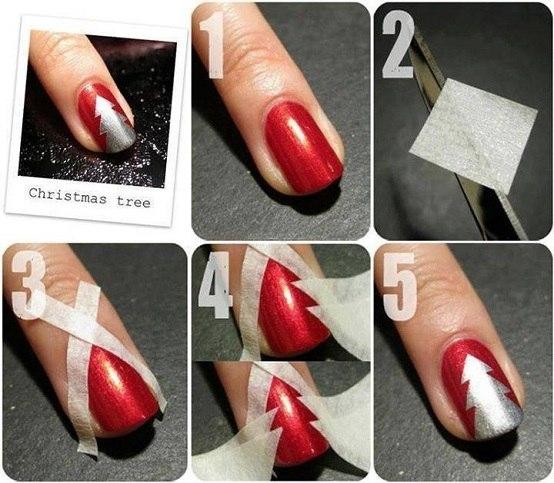 Дизайн на ногтях как сделать самой