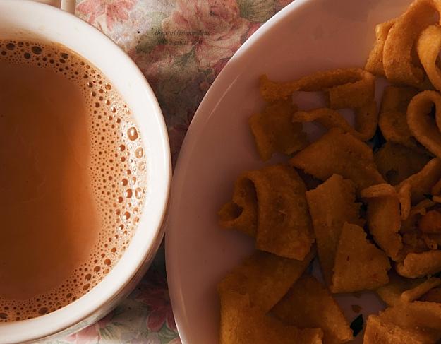 Индия в мире, чай
