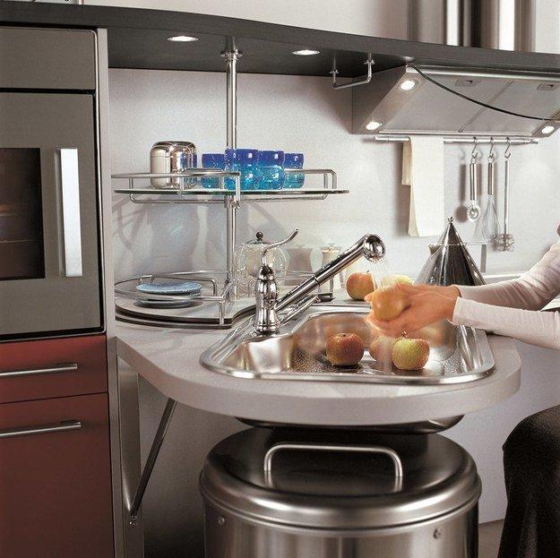 Innovative Contemporary Italian Kitchens Charm   Decoist