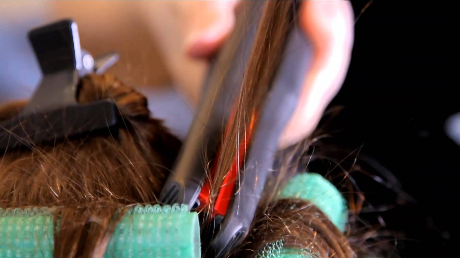 Как сделать в домашних условиях прикорневую завивку волос