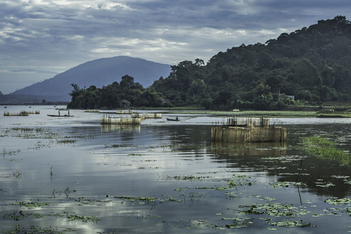 Озеро Лэк. Автор фото: Rehahn.