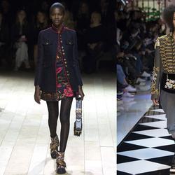 Модные Жакеты И Пиджаки Осень-Зима 2016-2017