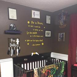 Комната для ребенка в стиле любимого героя