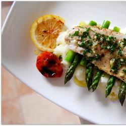 Микижа, шаренка или радужная форель ... очень вкусная рыбка.