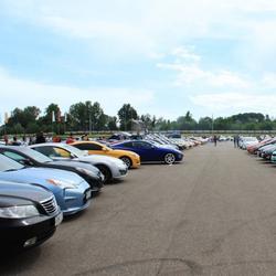 Первый всероссийский фестиваль корейских автомобилей