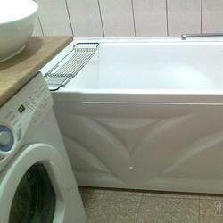 «Контрольная» для ванной комнаты 150х130 см