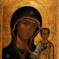 Почему так много икон Богородицы?