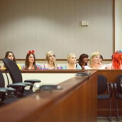 Идти на суд как на праздник: трогательная история удочерения маленькой девочки