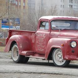 """ГАЗ-53 """"Rat Truck Redneck"""" из Тюмени"""